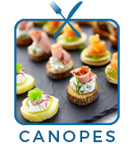 Canopes Sussex Catering